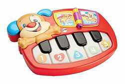 Giocattolo Pianoforte del Cagnolino Mattel