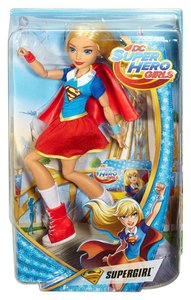 Giocattolo Mattel DLT63. Dc Super Hero Girls. Action Doll 30 Cm Supergirl Mattel 0