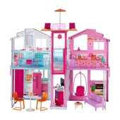 Giocattolo Barbie La Casa di Malibu Mattel
