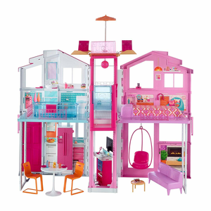 Giocattolo Barbie La Casa di Malibu Mattel 0