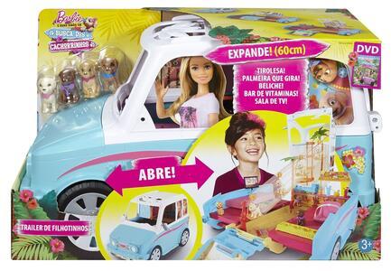 Macchina dei Cuccioli di Barbie - 3