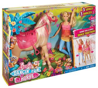 Giocattolo Barbie Balla con Tawny Mattel