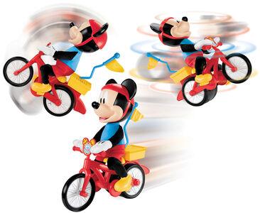 Giocattolo Topolino Silly Cycling Mattel