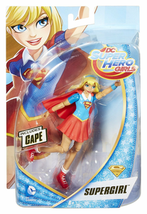 Giocattolo Mattel DMM34. Dc Super Hero Girls. Small Doll 15 Cm Supergirl Mattel 0