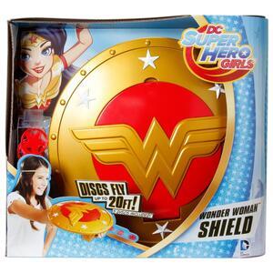 Mattel DMP06. Dc Super Hero Girls. Scudo Wonder Woman - 2