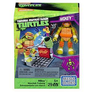Giocattolo Mega Bloks. Teenage Mutant Ninja Turtles. Michelangelo Skate Mega Bloks 0