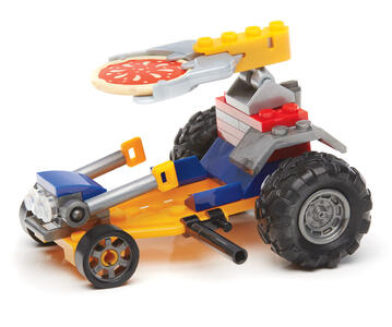 Mega Bloks. Teenage Mutant Ninja Turtles. Pizza Racer B - 2