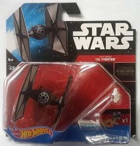 Giocattolo Hot Wheels: Star Wars Tie Fighter Hot Wheels