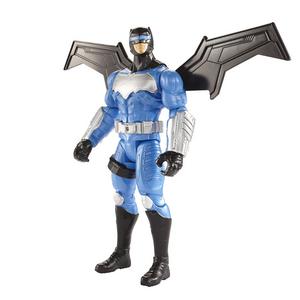 Giocattolo Action figure Batman v Superman. Batman Knight Glider Mattel