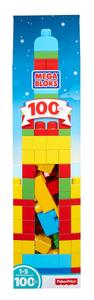 Giocattolo Mega Bloks DPY84. First Builders. La Mega Torre Mega Bloks