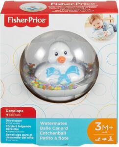 Mattel DRD81. Fisher Price. Ochetta Nello Stagno. Bianco - 15