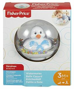 Mattel DRD81. Fisher Price. Ochetta Nello Stagno. Bianco - 5