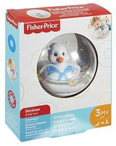 Mattel DRD81. Fisher Price. Ochetta Nello Stagno. Bianco - 6