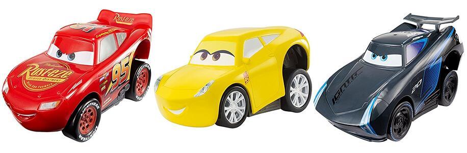 Disney Cars: Veicoli Premi-Sfreccia Ass - 2