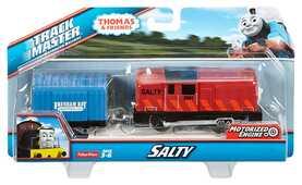 Giocattolo Il Trenino Thomas. Track Master. Protagonisti Amici. Salty Fisher Price