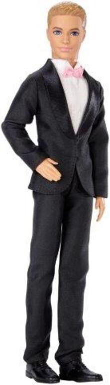 Mattel DVP39 Barbie Ken Sposo