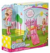 Giocattolo Barbie. Accessori Di Chelsea. Altalena Mattel