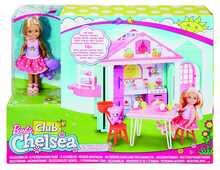 Giocattolo Barbie. La Casa Di Chelsea Mattel