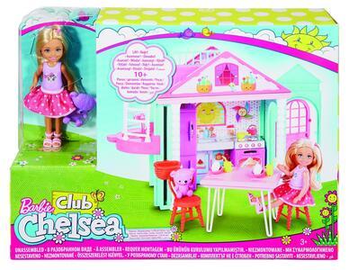 Barbie. La Casa Di Chelsea - Mattel - Bambole Fashion - Giocattoli | IBS