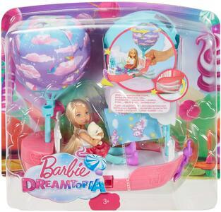 casa di chelsea barbie  Barbie. Dreamtopia. Barca Dei Sogni Di Chelsea - Mattel - Dreamtopia ...