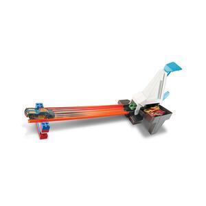 Mattel DWW94. Hot Wheels. Track Builder. Essential Pack. Lanciatore + Veicolo. Rapid Launch - 3