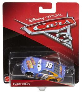 Cars 3. Personaggio Scala 1:55 Bobby Swift