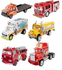 Mattel DXV90. Cars 3. Personaggi Deluxe - 2
