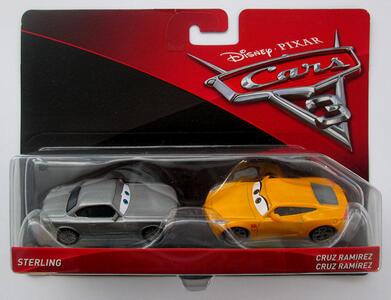Disney Cars 3 Sterling