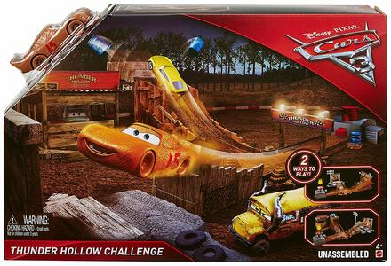 giocattoli di cars 3