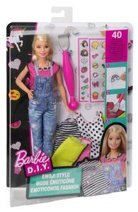 Barbie. Emoji Style Bionda - 2
