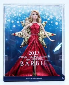 Barbie. Magia delle Feste 2017 Bionda - 4