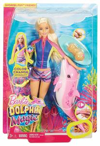 Mattel FBD63. Barbie. Magia Del Delfino - 5