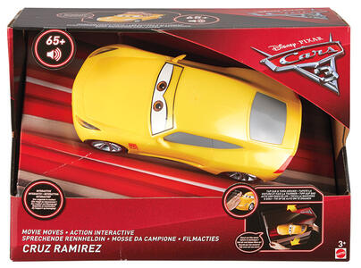 Disney Cars: Cruz Ramirez ReAction - 5