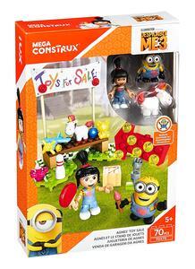Minions Cattivissimo me 3 Mega Bloks Playset Agnes Toy Sale FDX79