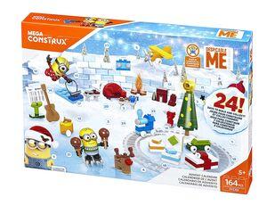 Idee regalo Mega Bloks FFC88. Cattivissimo Me. Calendario Dell'Avvento Mega Bloks