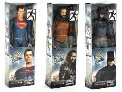 Justice League personaggi 30 cm Mattel - 2