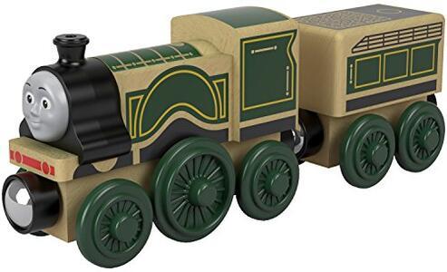 Mattel FHM44. Il Trenino Thomas. Wooden Railway. Emily