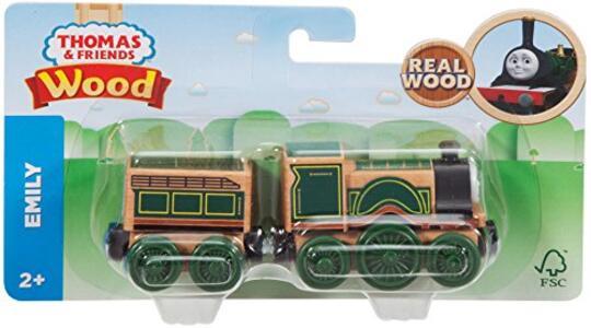 Mattel FHM44. Il Trenino Thomas. Wooden Railway. Emily - 4