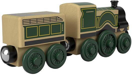 Mattel FHM44. Il Trenino Thomas. Wooden Railway. Emily - 7