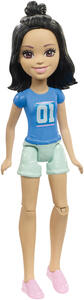 Barbie On the Go bamboline