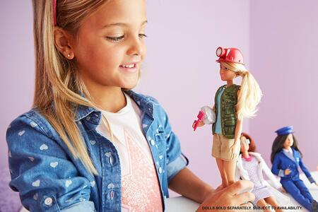 Mattel FJB12. Barbie. I Can Be. Archeologa - 12