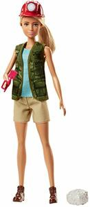 Mattel FJB12. Barbie. I Can Be. Archeologa - 2