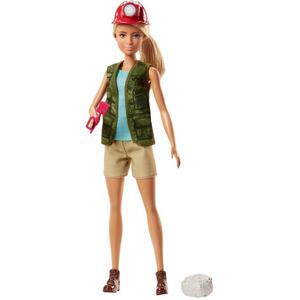 Mattel FJB12. Barbie. I Can Be. Archeologa - 3