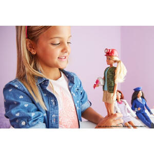 Mattel FJB12. Barbie. I Can Be. Archeologa - 7