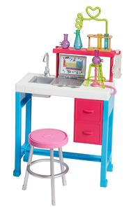 Mattel FJB28. Barbie. I Can Be. Laboratorio