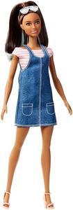 Mattel FJF37. Barbie. Fashionistas. 72 Overall Awsome Original