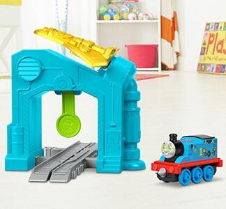 Mattel FJP67. Il Trenino Thomas. Adventures. Robot Thomas