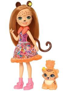 Enchantimals bambola e amico cucciolo II serie ass.to - 8