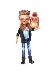 Enchantimals bambola e amico cucciolo II serie ass.to - 9
