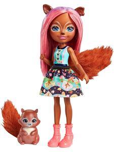Enchantimals bambola e amico cucciolo II serie ass.to - 10
